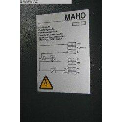 Frezarka CNC MAHO MH 500 W